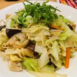 チャイニーズレストラン 華都 - 料理写真:皿うどん