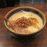 蔵出し味噌 麺場壱歩 - 料理写真:「北海道味噌らーめん」です。