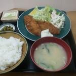 ふじや食堂 - 料理写真: