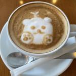 トーチ カフェ - 可愛いらしいラテアート