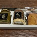 151893315 - ジャム・スぺキュロス・焼菓子セット