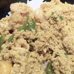 菜々魚々 ちょっとタイ料理 - タリーパッポンカリーのアップ