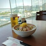 四海樓 - 長崎の港を眺めながら、いただきます(^○^)