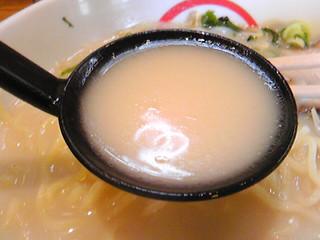 麺蔵 加納町本店 - あっさりとした豚骨系