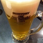 しおじん - 生ビール480円