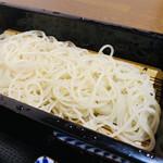 151910942 - 二回目の蕎麦