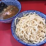 勢得 - 料理写真:つけめん880円