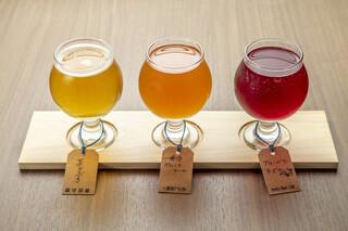 京のSAKESORA - クラフトビール飲み比べセット