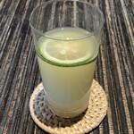 柚子屋旅館 - 柚子ジュース