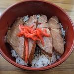 151916730 - ミニチャーシュー丼