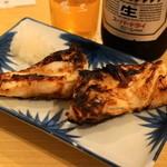 魚三酒場 - 2012.10 銀だらかま焼(500円)