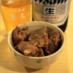 魚三酒場 - 2012.10 あら煮(150円)
