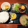 こじろう - 料理写真:令和3年5月ランチタイム日替わり定食 てりマヨハンバーグ定食 税込800円