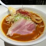 麺 TOKITA - 海老味噌らぁ麺 880円