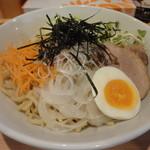 いちがい屋 - つけ麺(大盛・醤油)