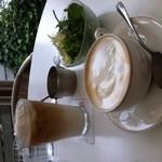 15193759 - ロイヤルミルクティーが濃厚で美味しい!