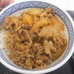 吉野家 - 牛丼(並)