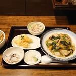 しのわ - 料理写真:日替わりランチA  950円