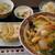 餃子の福来 - 料理写真:中華丼セット 900円
