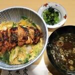 Toridokoroooharaya - 映ってないけど、鶏のスープは、うなります。