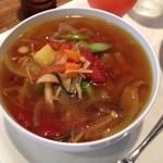 カフェマロン - スープ・ドゥ・マルシェ