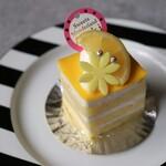 151947801 - 塩レモンのショートケーキ