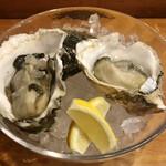 サカナキュイジーヌ・リョウ - 追加の岩牡蠣