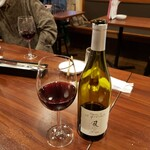 ワインバル ベルク - お勧めの「風」