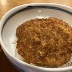 福そば - ソースかつ丼