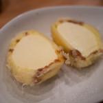 もっこす - アイスクリームの天ぷら