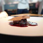 151964992 - 牛ほほ肉の赤ワイン煮込み