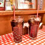 アイコウシャ - 【セットドリンク@税込+165円】アイスコーヒー:ミルク&ガムシロもいただけます。