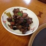 ゆた~と - 鶏炭火焼(500円)