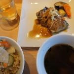 15197644 - サバ味噌煮セット