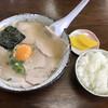 幸陽閣 - 料理写真:特製ラーメン、ご飯 小