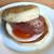 もりもと - 料理写真:ハムエッグ イングリッシュマフィン