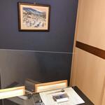 SHIMOMURA - 全て個室です。