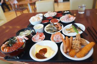 ラビスタ釧路川 - 朝飯
