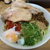 自家製麺 てんか - 料理写真:【2021.3.31】特製汁なし坦々麺 大 1120円