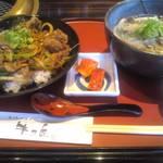 15199119 - カルビ丼定食