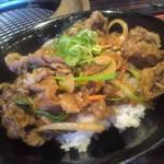 15199128 - 神戸牛カルビ丼