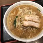 福しん - 味噌ラーメン(560円)