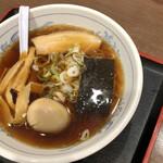 福しん - 手もみラーメン(麺少なめ)360円