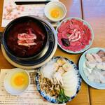 151991667 - 桜鍋