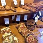 ブランジュリ ノアン - 他にも美味しいパンがありますよ!