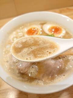 麺屋 K - スープ