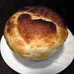 パパス&ママス - きのこのパイ包みスープ