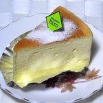 パティスリー ヒロ - スフレチーズケーキ