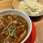 らぁめん真 - 料理写真:カレーつけ麺