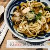 串カツ田中 - 料理写真:かすうどん=820円 税込